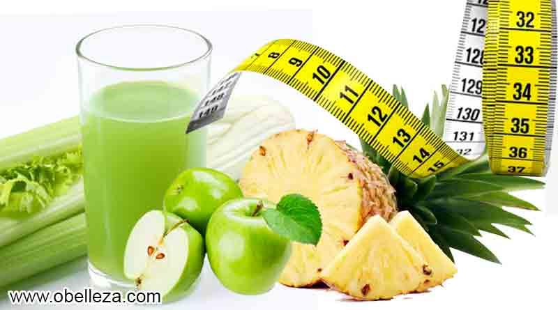 Recetas para bajar de peso todo el cuerpo